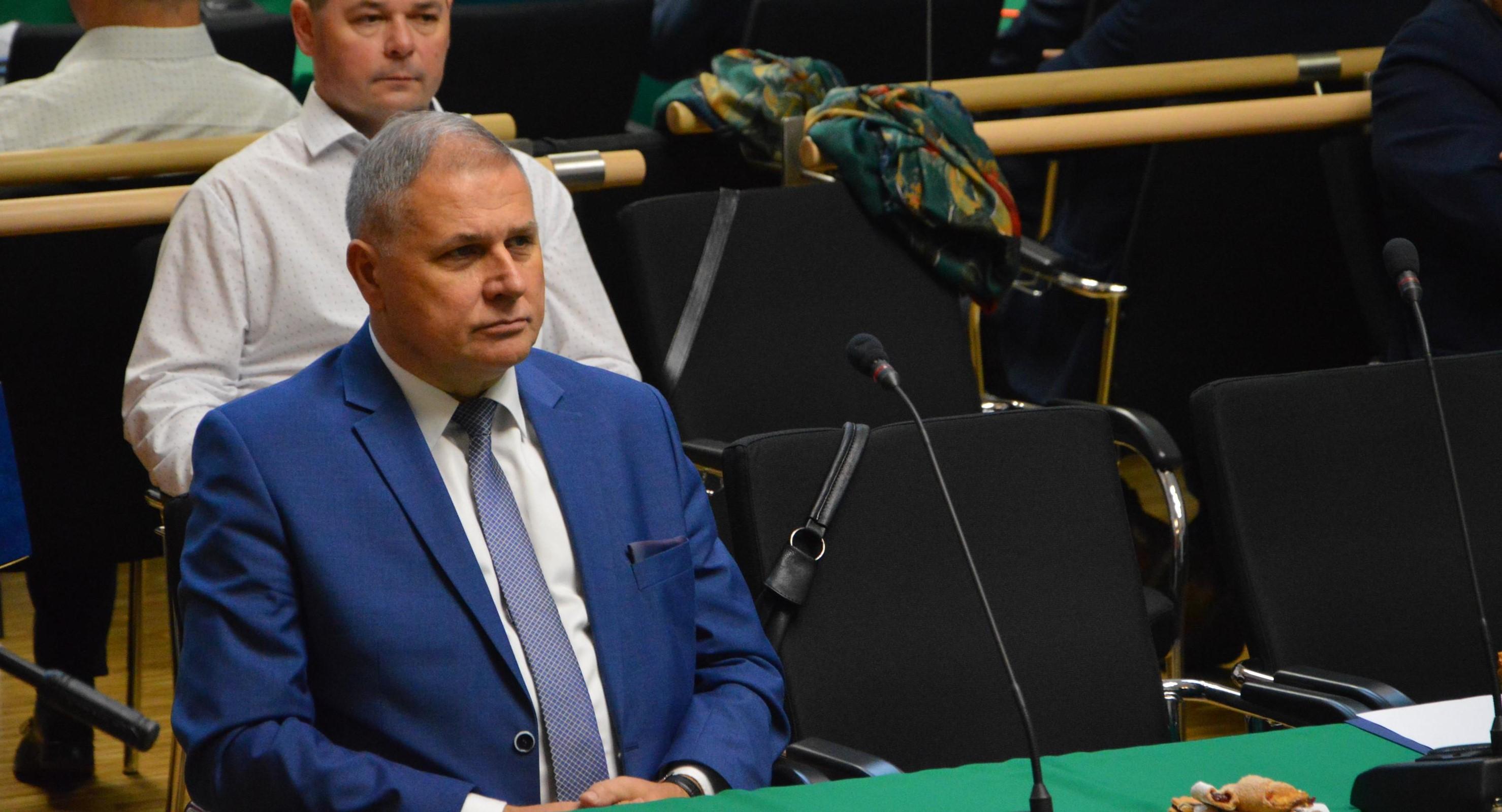 Burmistrz Andrychowa po przebytym koronawirusie: nie życzę nikomu żeby na to zachorował