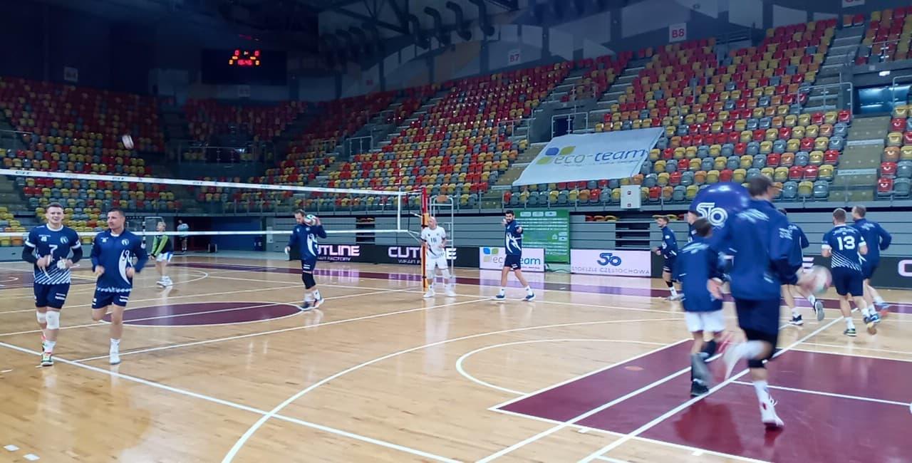 MKS Andrychów wygrywa w meczu na szczycie