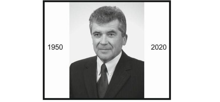 Zmarł przewodniczący Rady Powiatu Suskiego