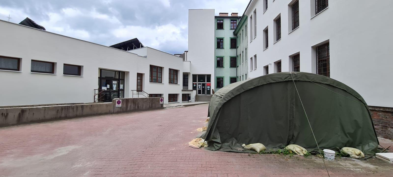 Szpitale w Wadowicach i Andrychowie dostaną pieniądze