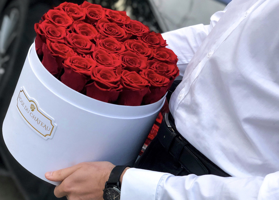 Boxy kwiatowe - idealny prezent na święta