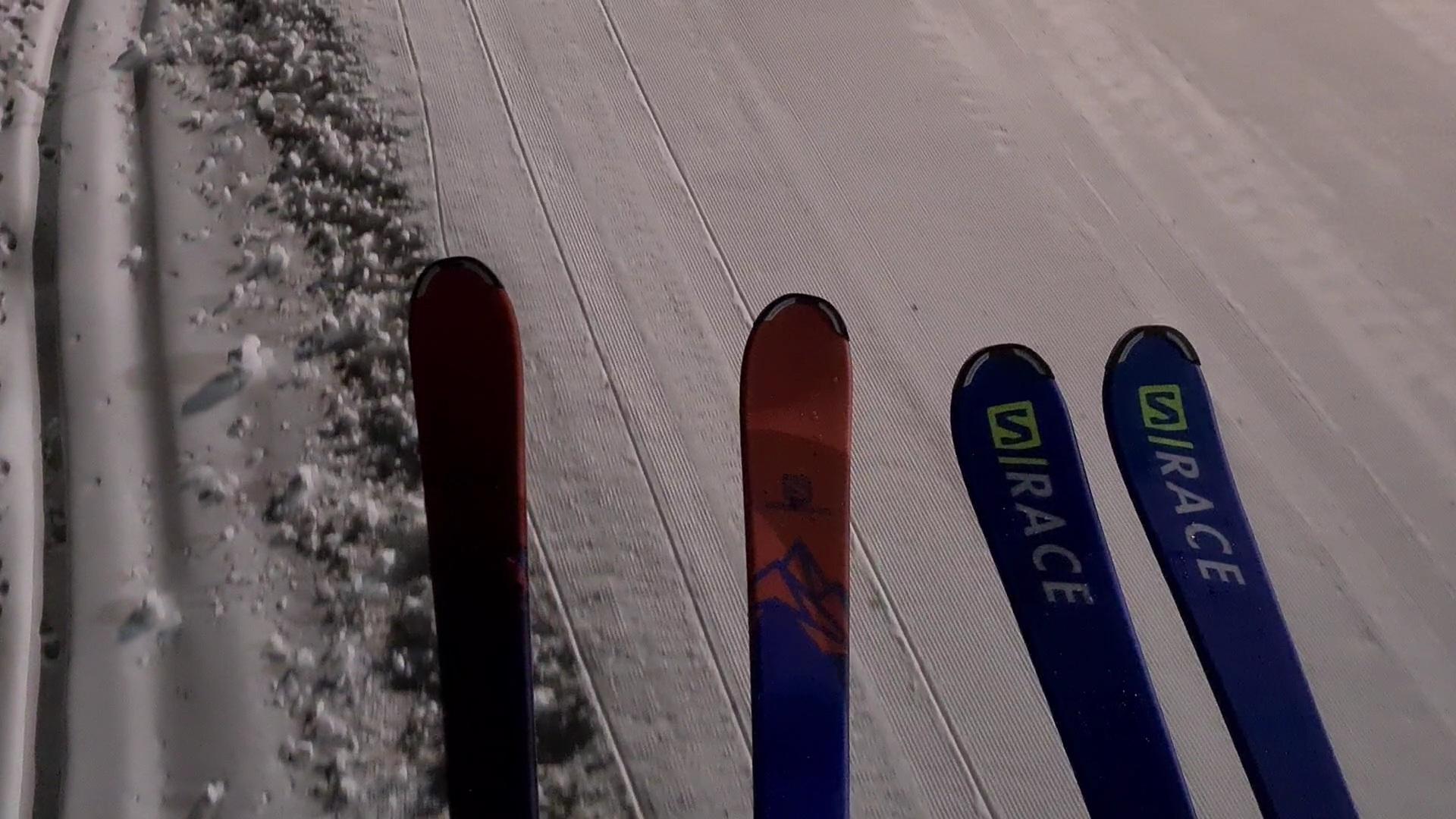 Ruszył sezon narciarski na Czarnym Groniu [FOTO]
