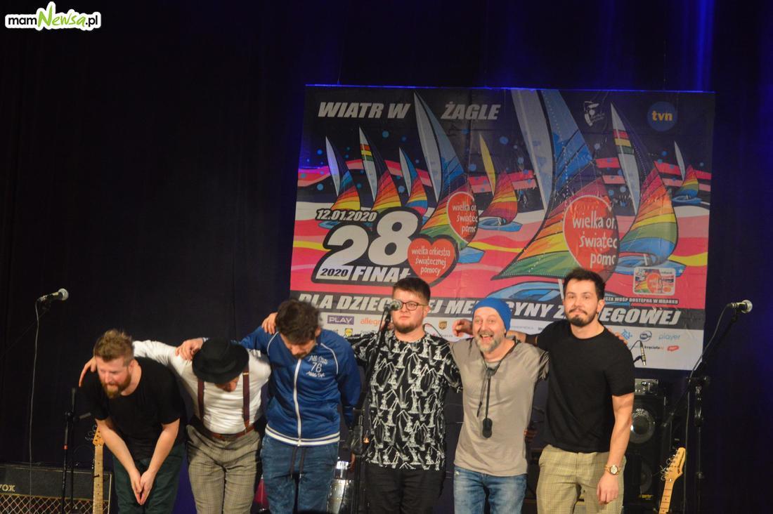 WOŚP w Andrychowie ponownie koncertowy
