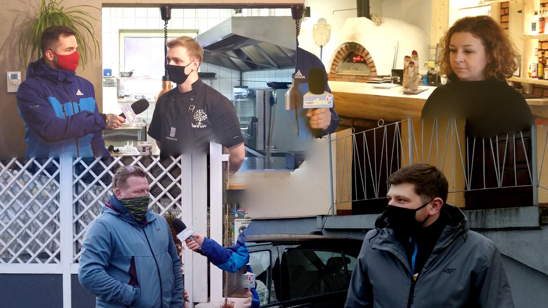 Andrychowskie restauracje walczą o przetrwanie [VIDEO]