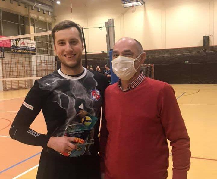 Derby Kęty - Andrychów w II lidze siatkarzy dla gospodarzy