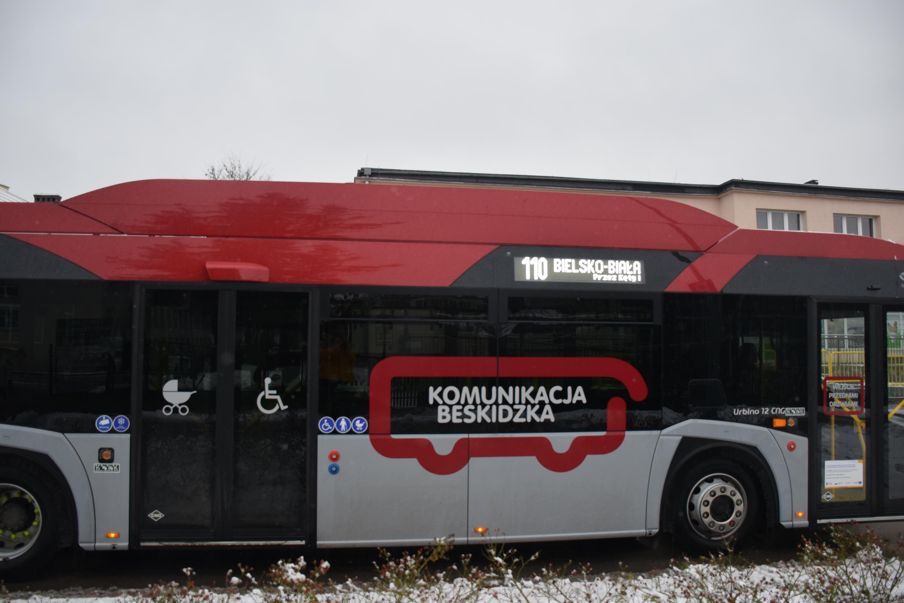 Czy jest zainteresowanie nową linią Andrychów - Bielsko - Biała?