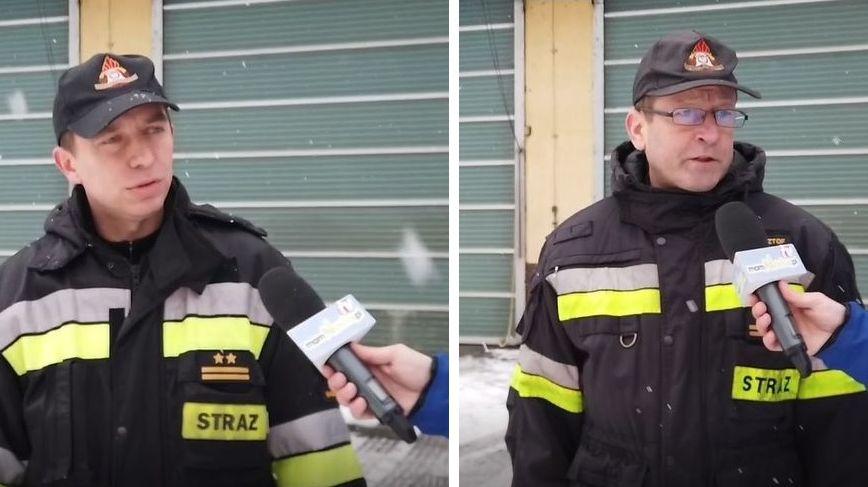 Zabójczy czad, ogromne pożary, czyli strażacy podsumowują swoje akcje