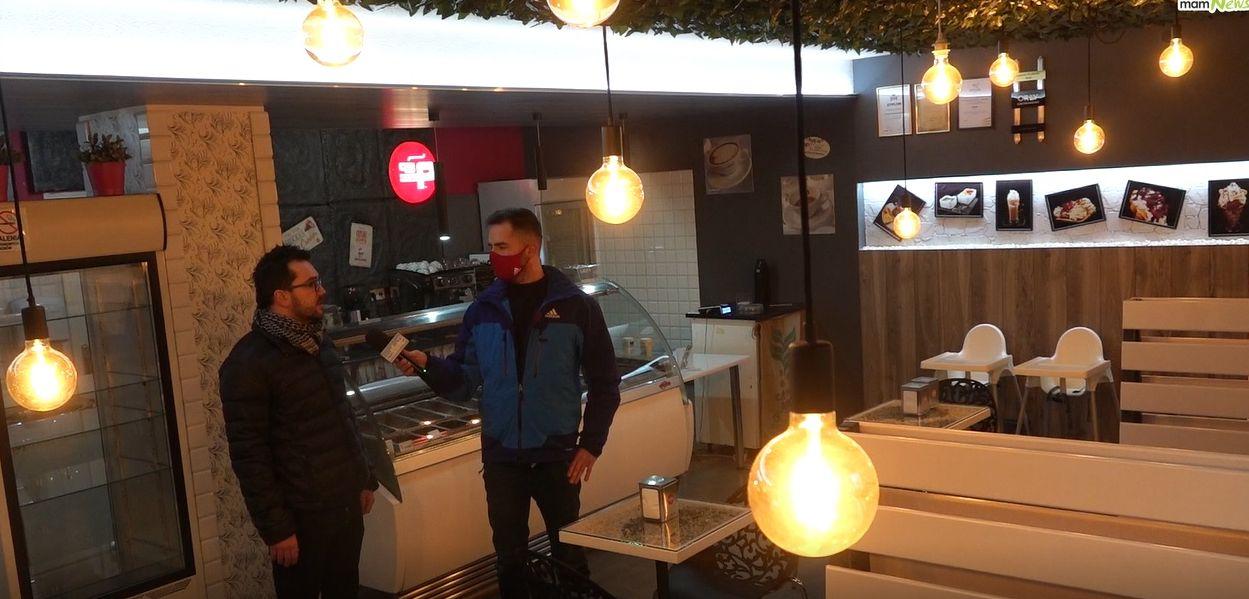 Kawiarnia w Andrychowie na krawędzi. Przez lockdown [VIDEO]