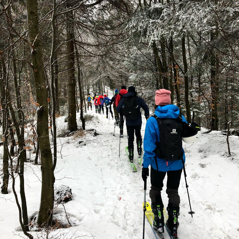 Nowość w naszym regionie! Szkoła Narciarska Talarinio SITN PZN organizuje wyprawy Skiturowe