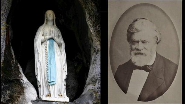 Andrychowskie korzenie artysty, który wyrzeźbił słynną figurę Matki Bożej w Lourdes
