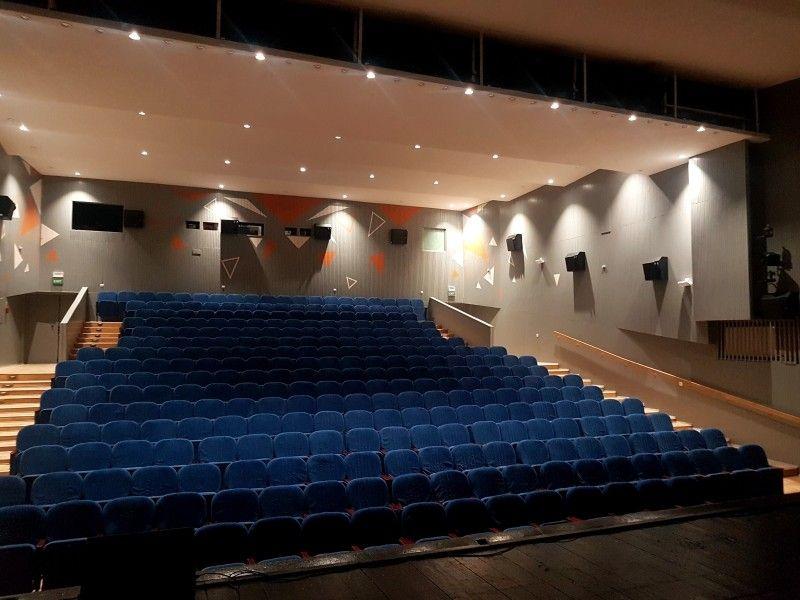 Kino w Domu Kultury w Kętach. Repertuar