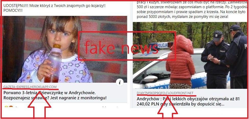 Facebook znowu zalała fala fakenewsów