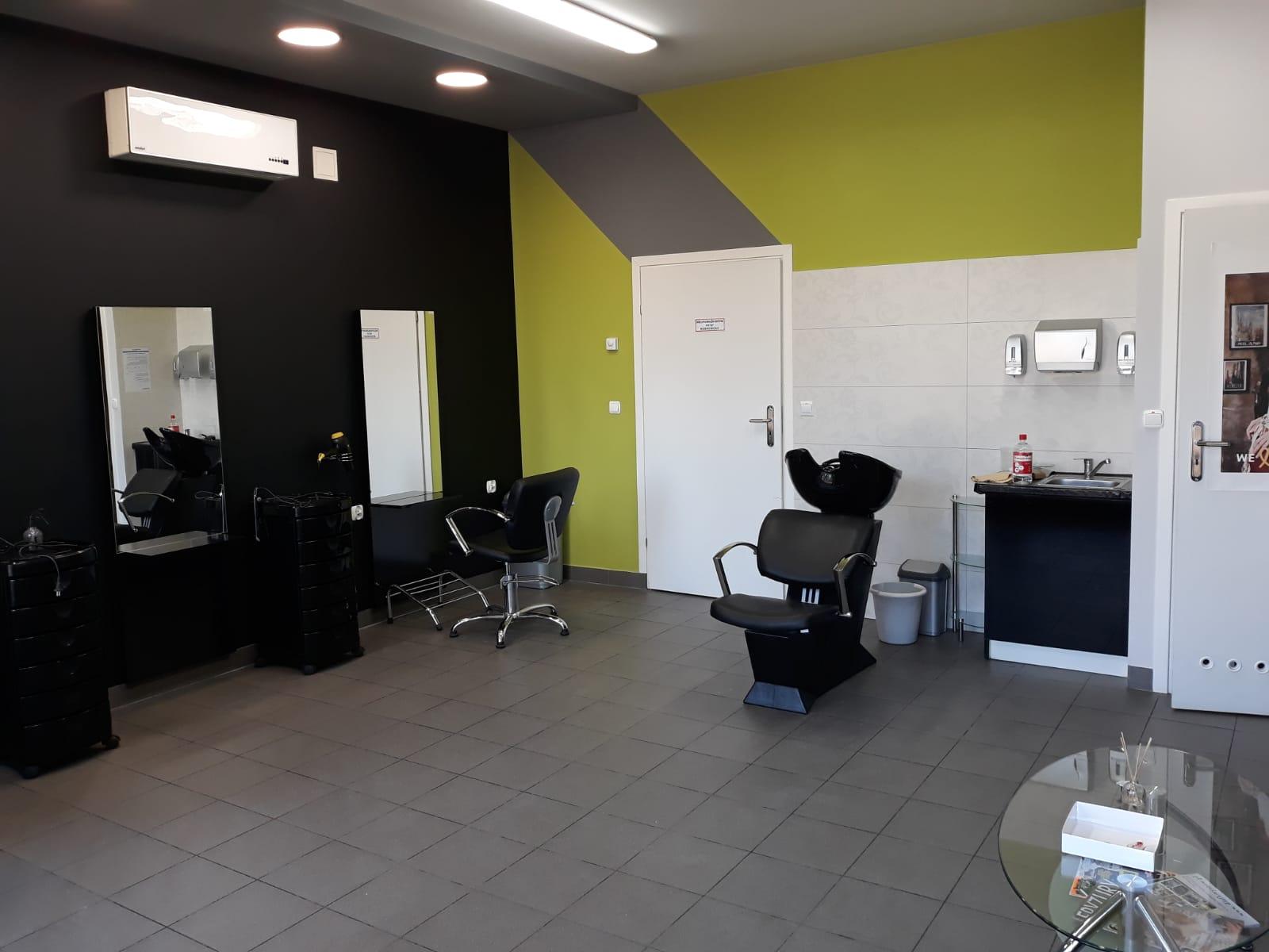 Do wynajęcia salon fryzjerski
