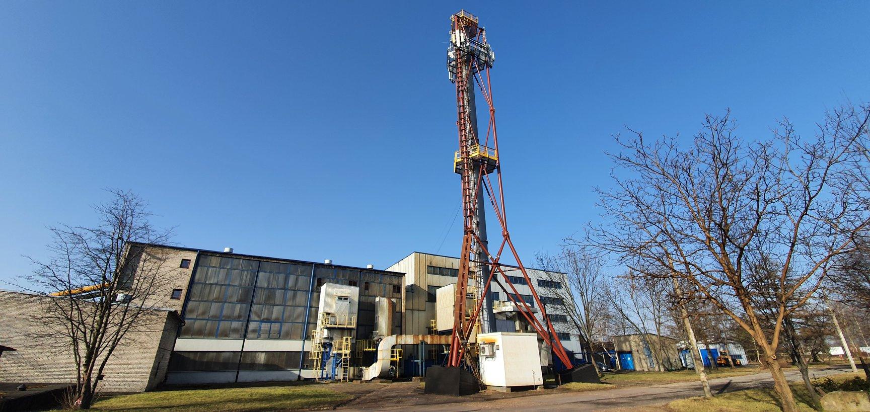 Nowy komin i modernizacja kotłowni. Kończy się remont w Termowadzie