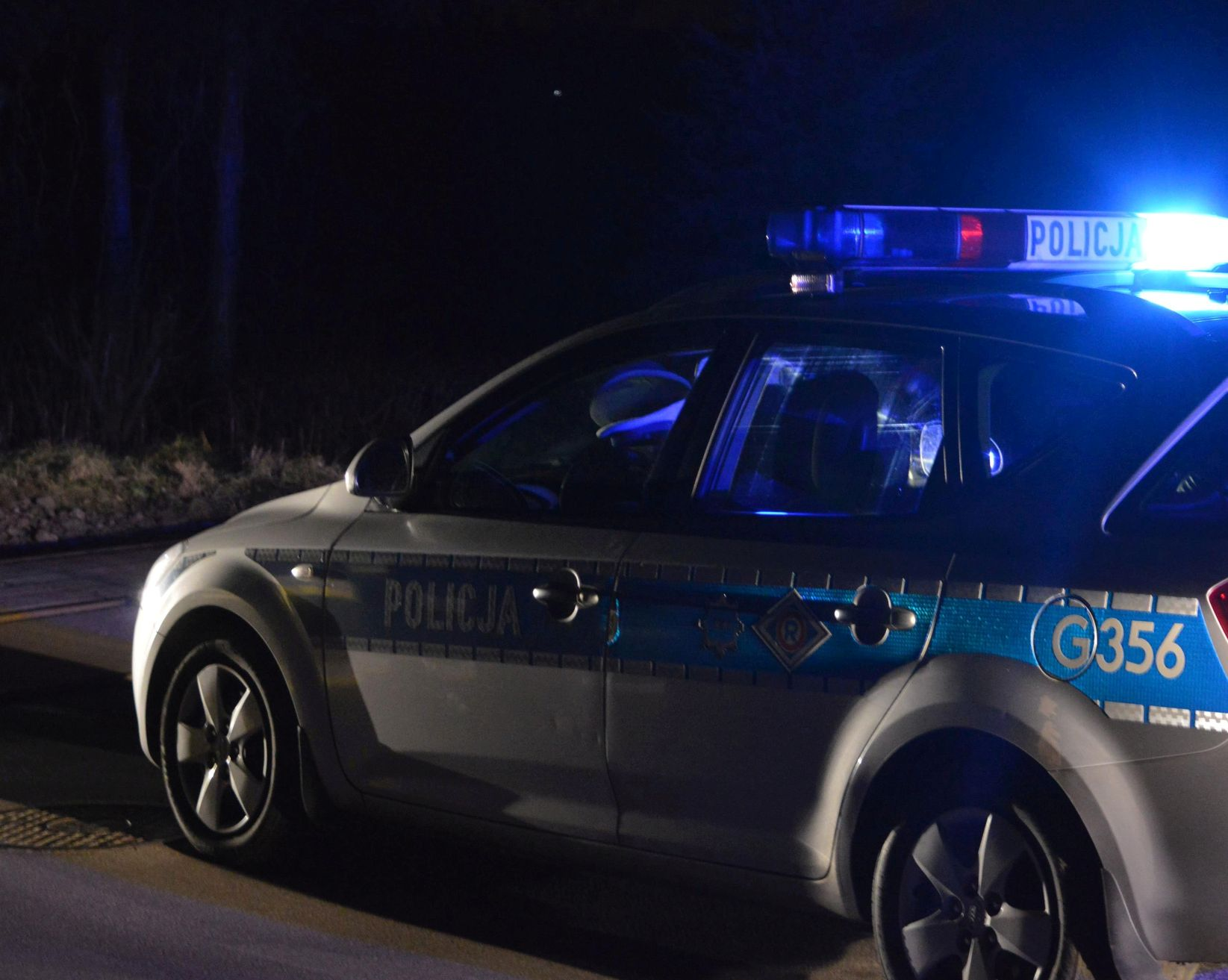 Akcja policji w Andrychowie. Napadnięto starszą mieszkankę
