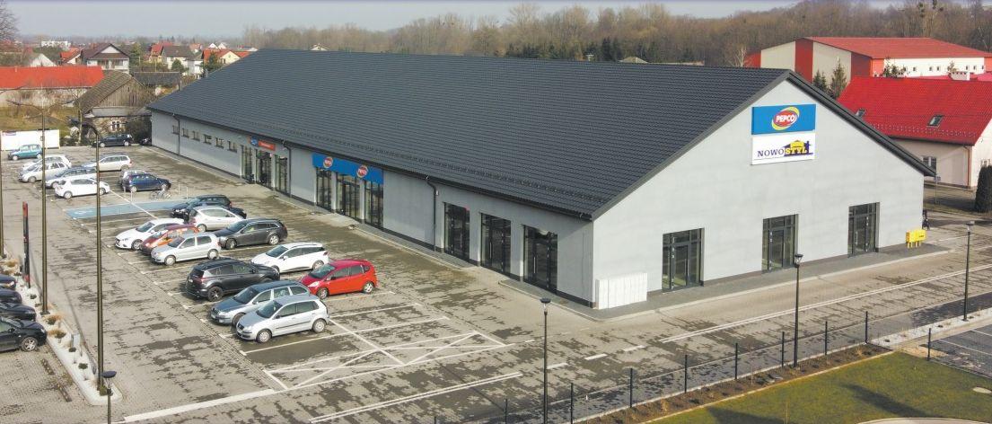 Już 15 marca otwarcie nowego sklepu budowlanego w Wieprzu