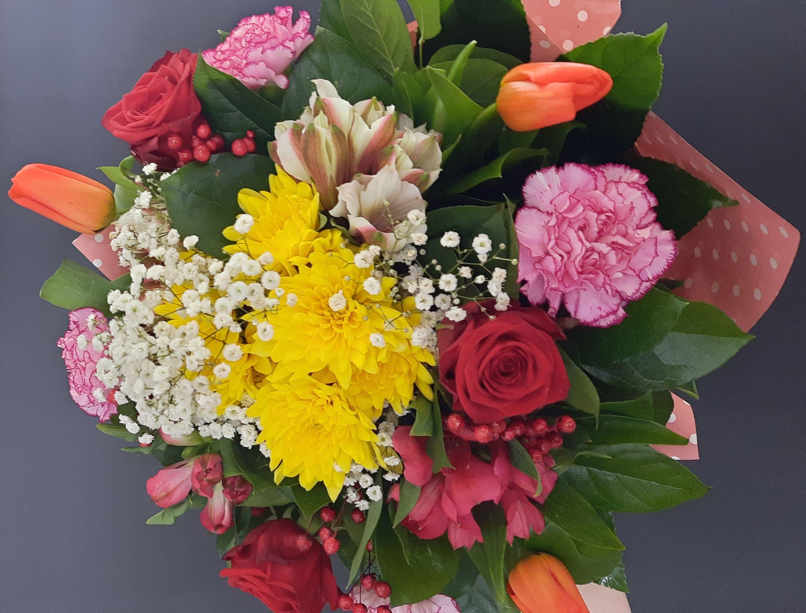 Kwiaciarnia w Bulowicach. Wstąp po kwiaty na Dzień Kobiet