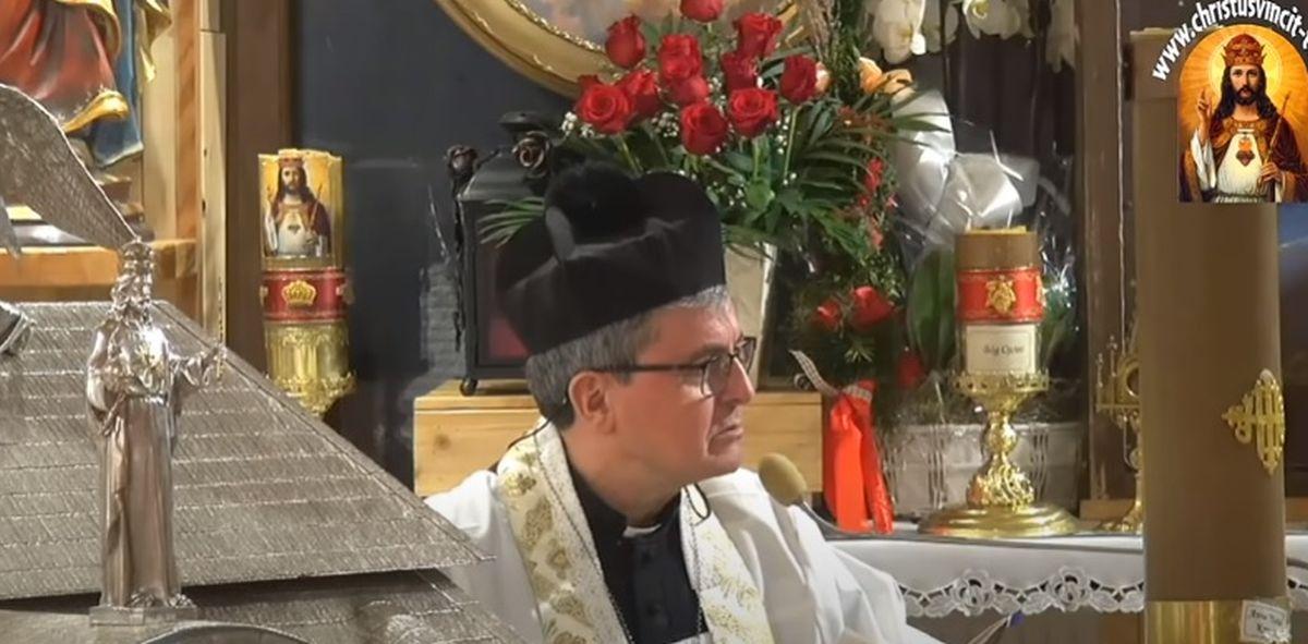 Po kolejnym skandalu kuria wyparła się zawieszonego księdza Piotra Natanka