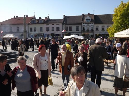 Jarmark Świętojański na rynku [FOTO]