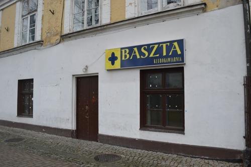 Co ze słynną Basztą?