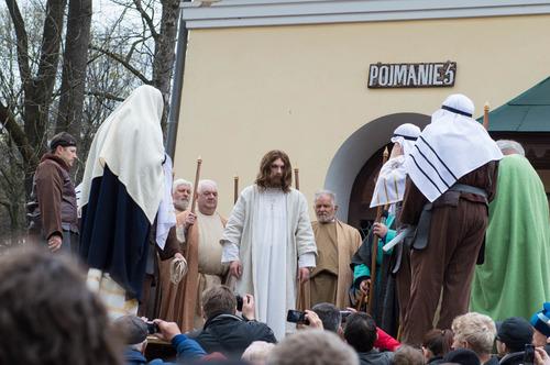 Wielki Czwartek w Kalwarii Zebrzydowskiej [FOTO]