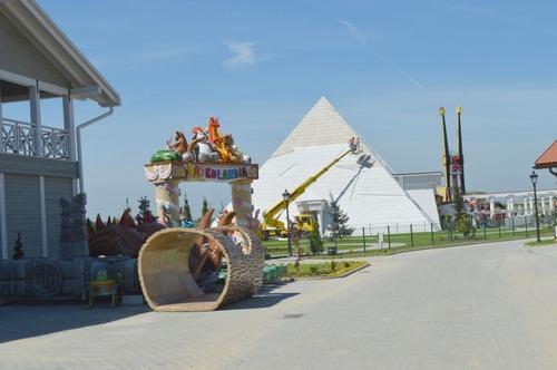 EnergyLandia w Zatorze - 14 lipca wielkie otwarcie Parku Rozrywki
