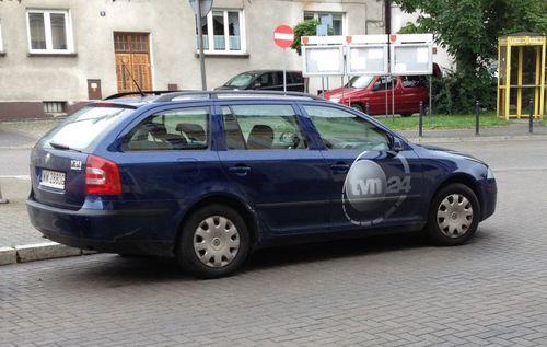 Burmistrz napisał to TVN-u, Polsatu i Wyborczej