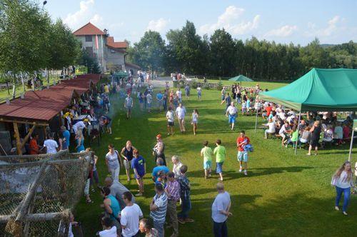 Setki osób na pikniku charytatywnym [FOTO]