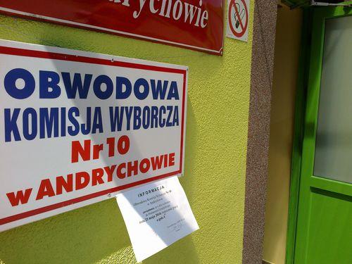 Tylko trzech kandydatów na burmistrza Andrychowa?