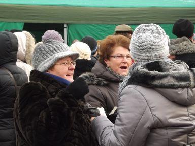 Trzecie Spotkanie Wigilijne Na Placu Mickiewicza Foto Video